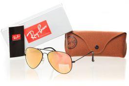 Солнцезащитные очки, Ray Ban Original 3026D-pink-black