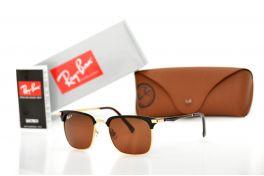 Солнцезащитные очки, Ray Ban Clubmaster 4621brown