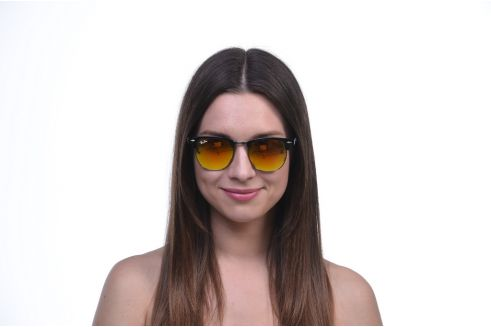 Ray Ban Clubmaster 3016orange